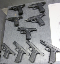 The 9mm selection